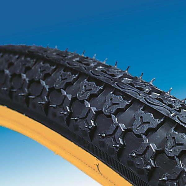 fahrraddecke 24 26 28 x 1 75 standard schwarz braun filmer fahrradreifen reifen ebay. Black Bedroom Furniture Sets. Home Design Ideas