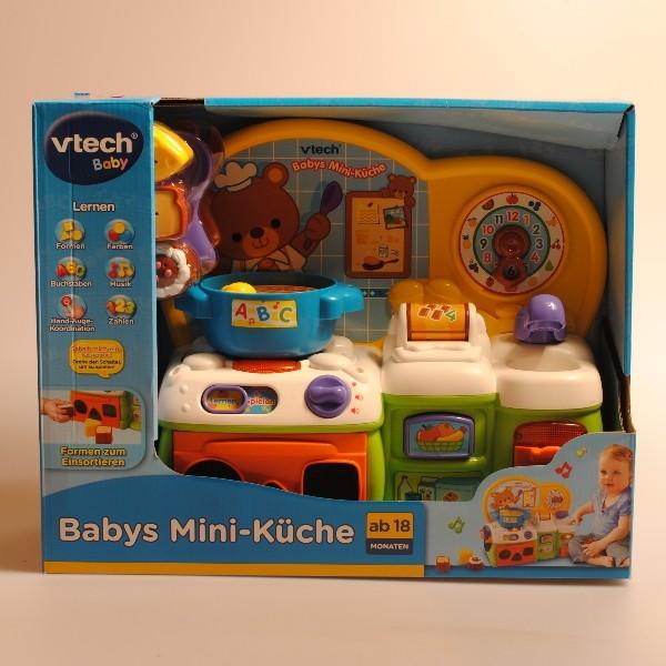 Vtech babys mini küche lernspielzeug spielzeug ebay