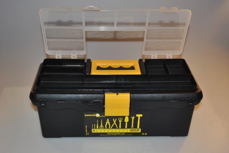 19 39 39 g nstig werkzeugkoffer leer werkzeugkasten werkzeugkiste werkzeug box solleo ebay. Black Bedroom Furniture Sets. Home Design Ideas